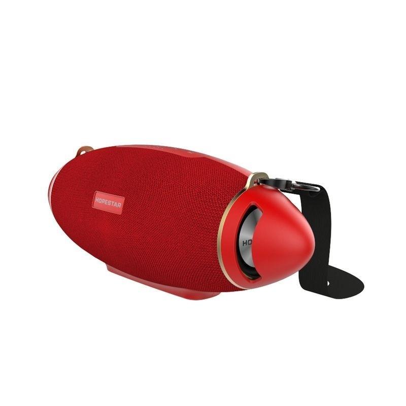 اسپیکر بلوتوثی قابل حمل هاپ استار مدل +H20