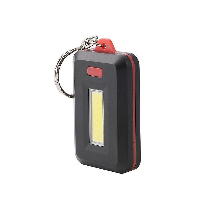 جاکلیدی چراغ قوه دار LED رنگ قرمز