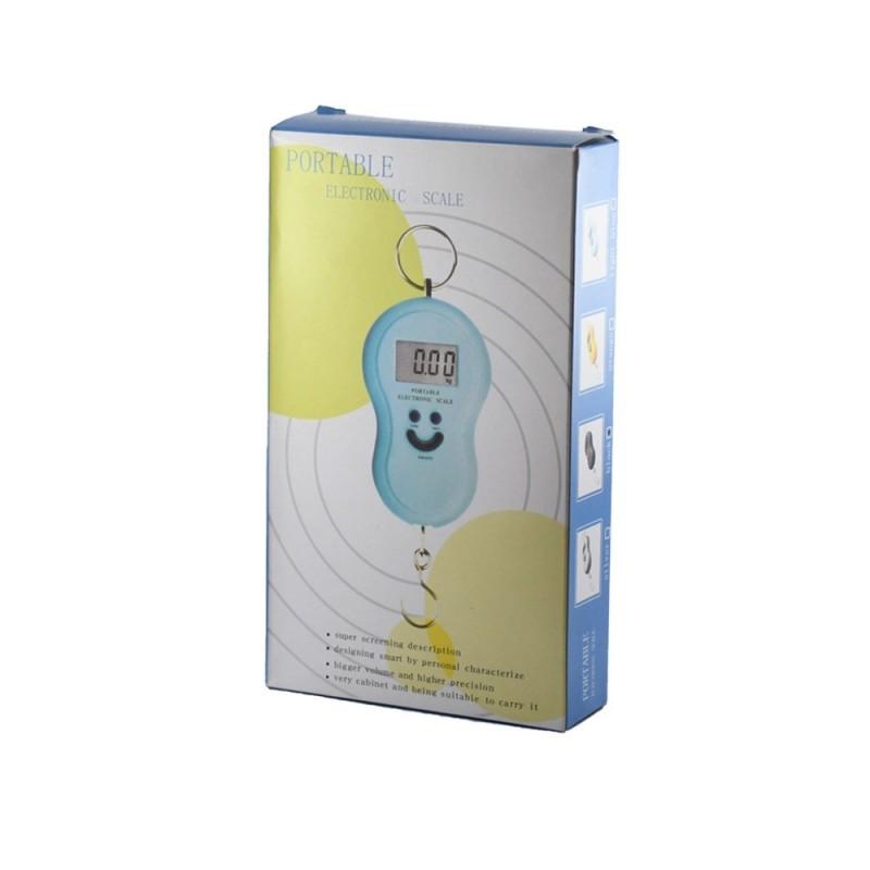 بسته بندی ترازو دستی قلابدار 50 کیلو دیجیتالی