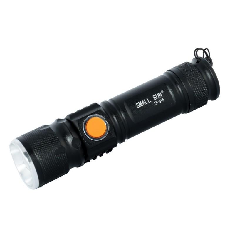 چراغ قوه پلیسی اسمال سان Small Sun ZY-515