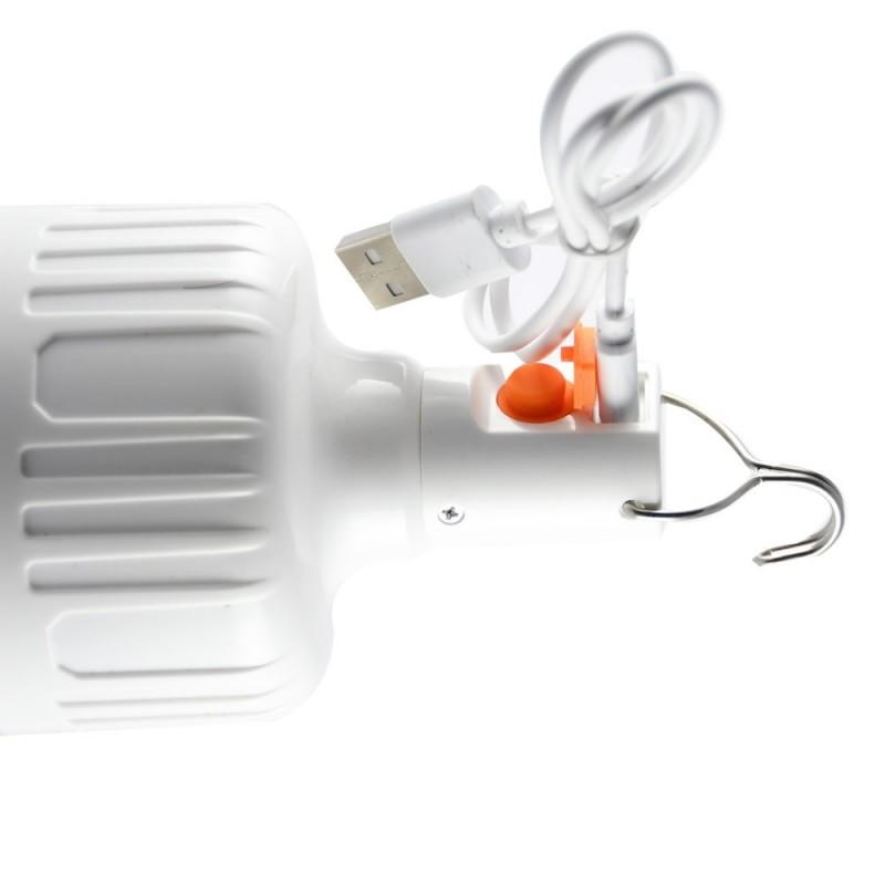لامپ شارژی استوانه ایی