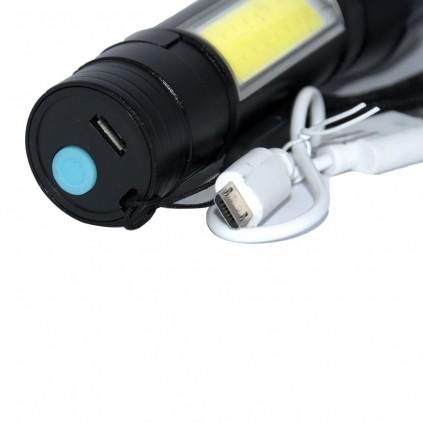 چراغ قوه پلیسی مدل ZY-T619