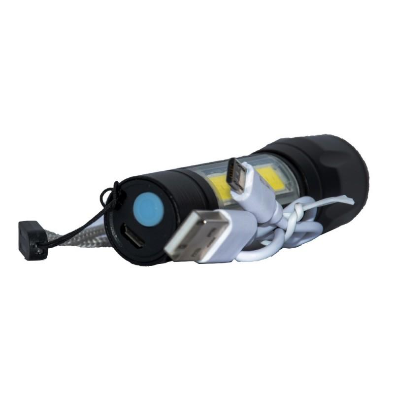 چراغ قوه پلیسی مدل ZY-R911