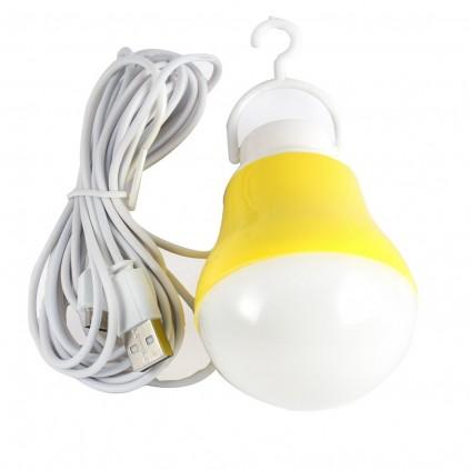 لامپ ال ای دی مسافرتی مدل c-001