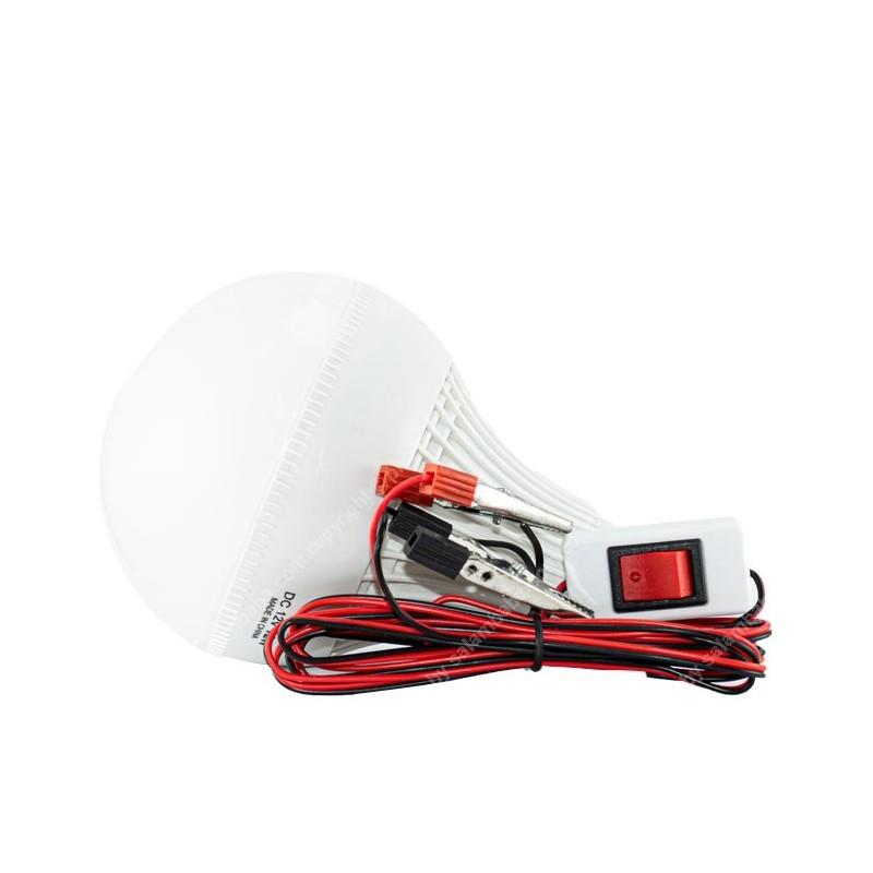 لامپ سیار صنعتی 12 ولت