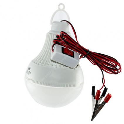 لامپ سیار شارژی  12 ولت