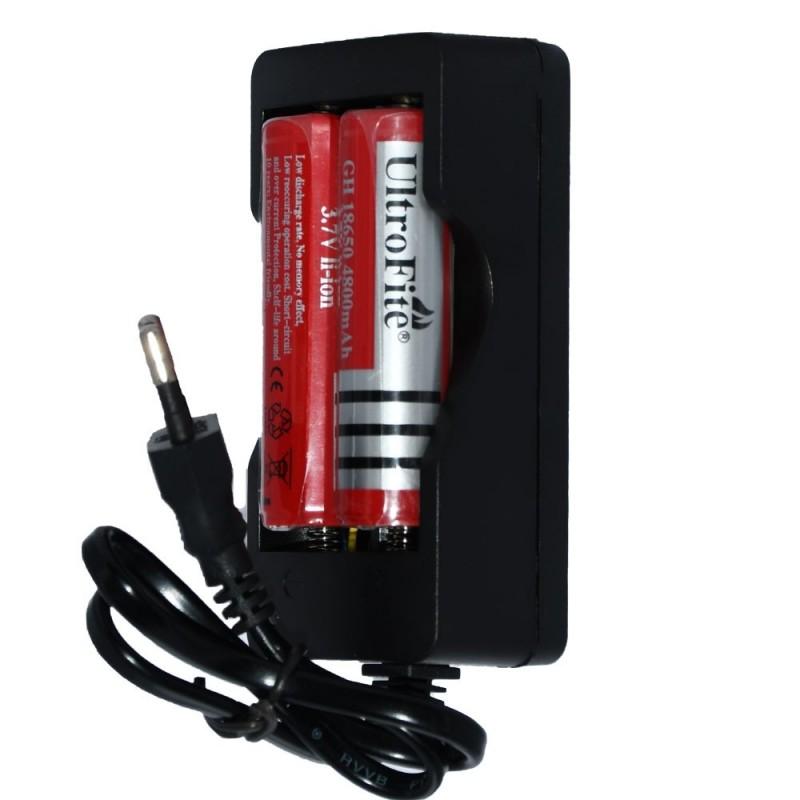 شارژر باتری لیتیومی مدل SM-202A