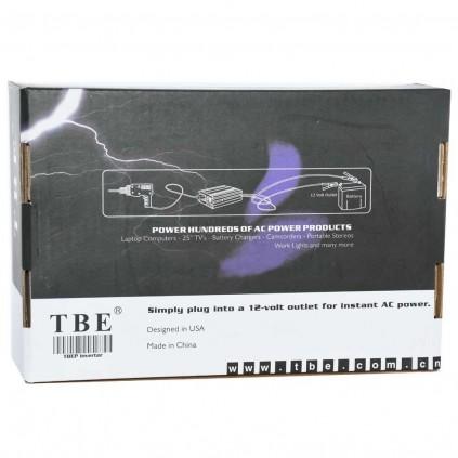 اینورتر (مبدل برق ) خودرو 1000 وات مدل TBE