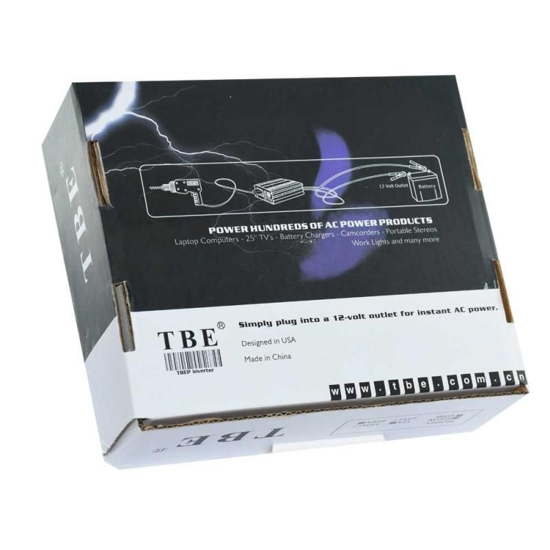 اینورتر (مبدل برق ) خودرو 500 وات مدل TBE