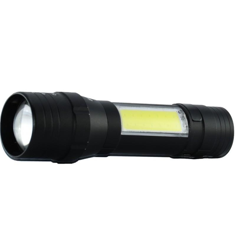 چراغ قوه پلیسی اسمال سان مدل ZY-C702
