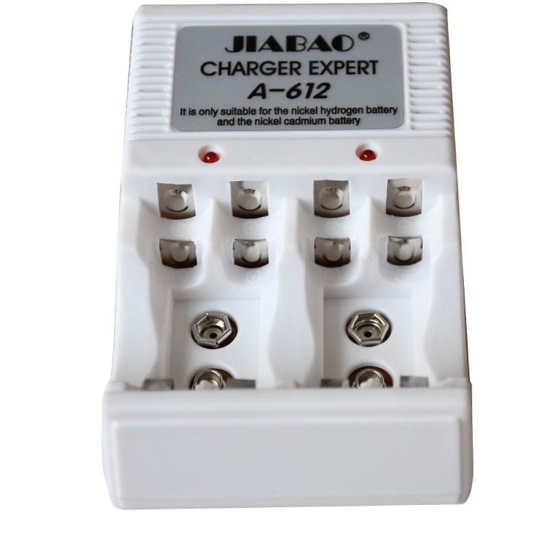 شارژر باتری سه حالته JIABAO مدل A-612