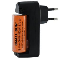 شارژر باتری لیتیوم یون تکی مدل YH-016