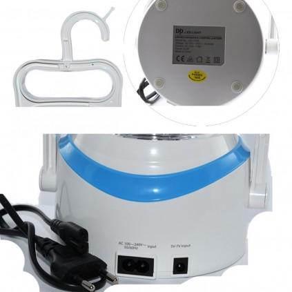 چراغ اضطراری فانوسی دی پی مدل LED-7043