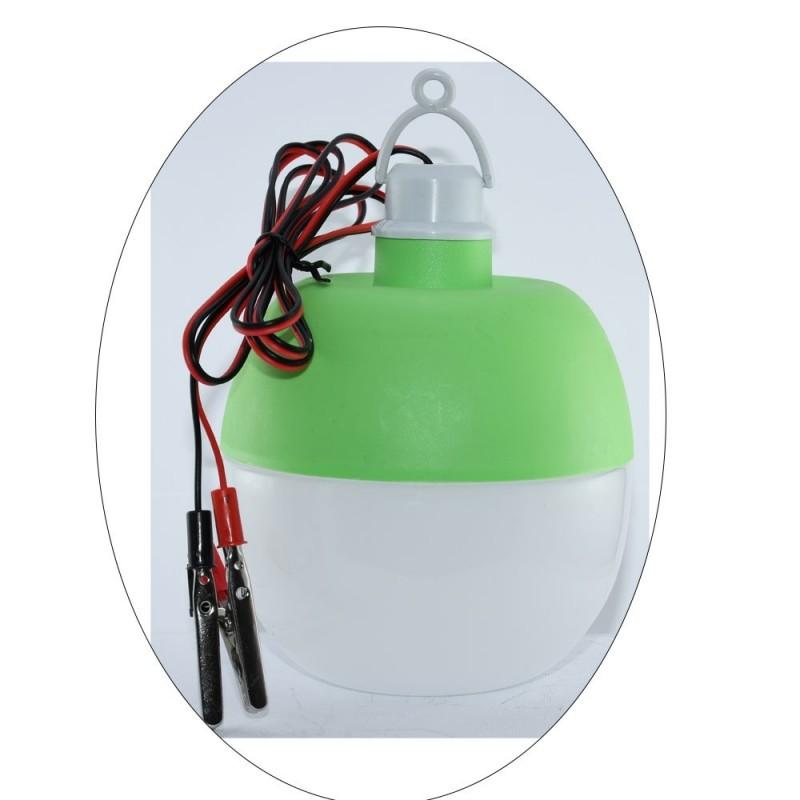 لامپ سیار ماشین کلاهک سبز  24 وات CAICAI