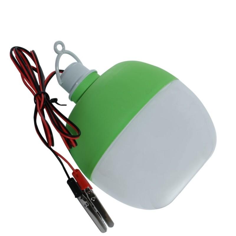 لامپ سیار ماشین کلاهک سبز  12 وات CAICAI