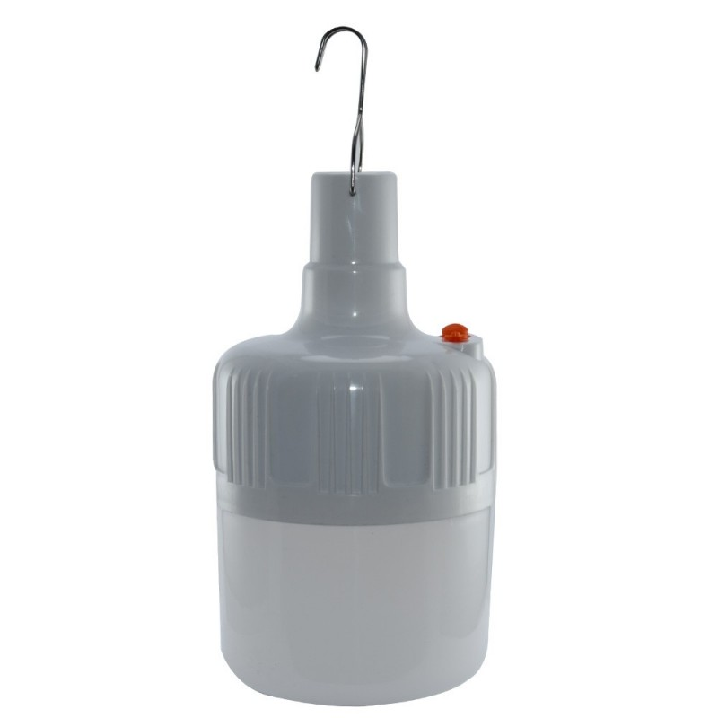لامپ شارژی مسافرتی  9 وات LED