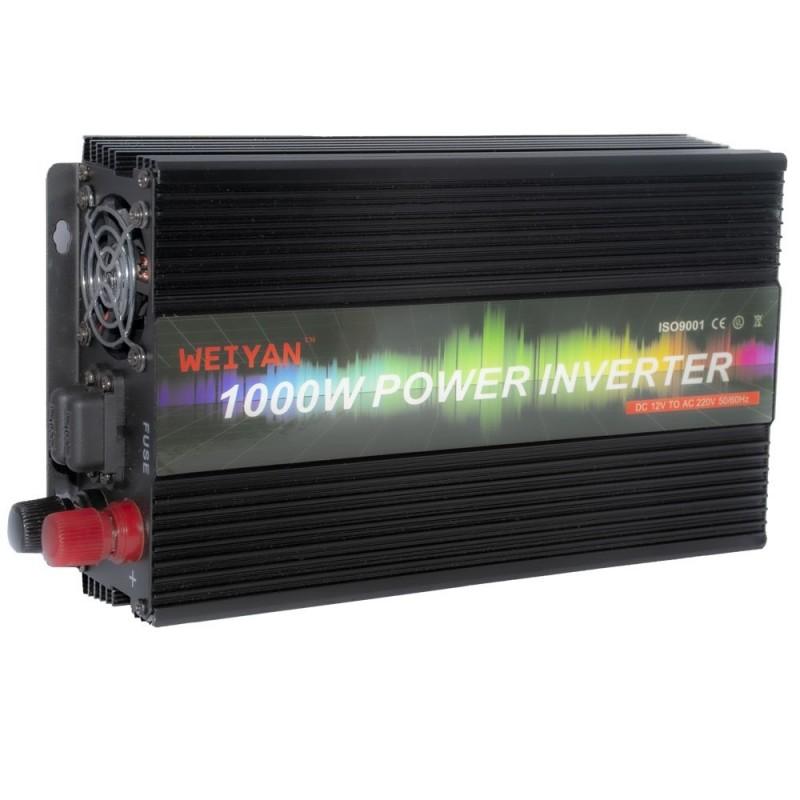 اینورتر (مبدل برق ) خودرو 1000 وات مدل WEIYAN