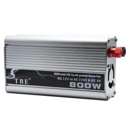 اینورتر (مبدل برق ) خودرو 800 وات مدل TBE