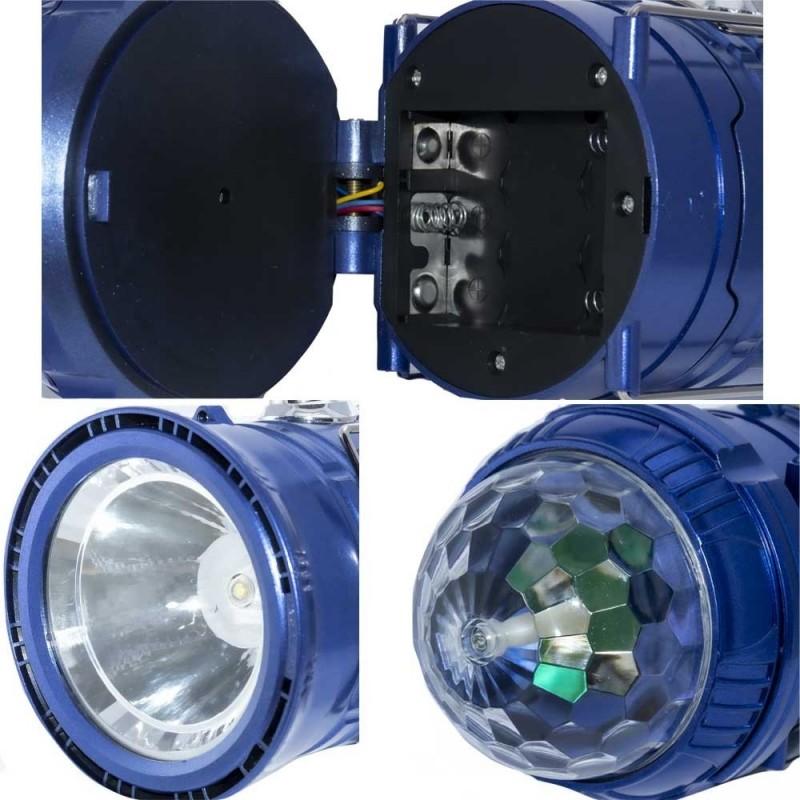 چراغ فانوسی و رقص نور مدل SH-5803