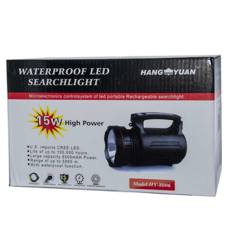 نورافکن دستی هنگ یانگ مدل HY-8006