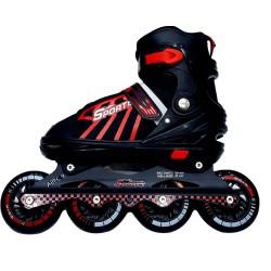 کفش اسکیت حرفه ایی 4 چرخ SPORTS