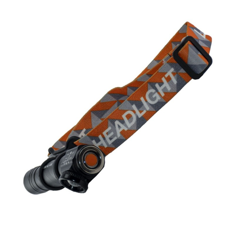 چراغ قوه شارژی پیشانی شو W01-T6