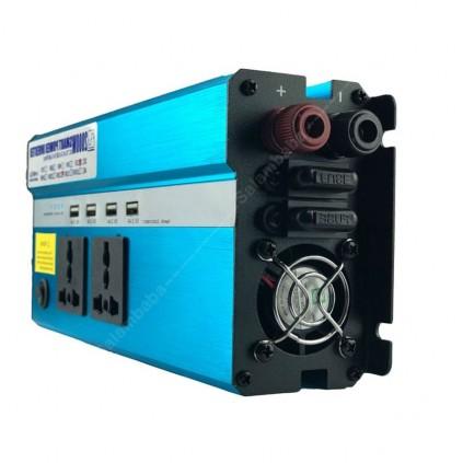 اینورتر (مبدل برق ) خودرو 2000 وات(SMART) مدل CIL
