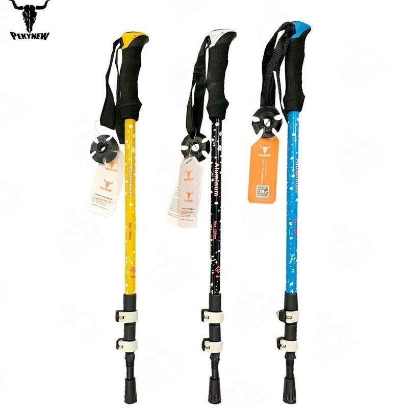 عصای کوهنوردی آلومینیومی بوفالو