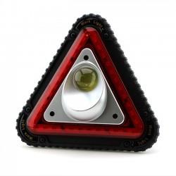 چراغ خطر مثلثی چندکاره مدل W843