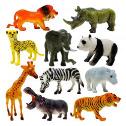 ست حیوانات 10 عددی Animal Set