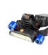 چراغ پیشانی هدلایت سه لامپ مدل - TB6