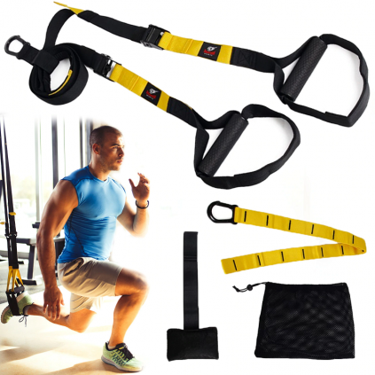 پک ورزشی تناسب اندام و هوازی تی آرایکس TRX Home