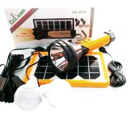 سیستم روشنایی خورشیدی مدل CL-031