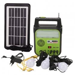 خرید سیستم روشنایی خورشیدی