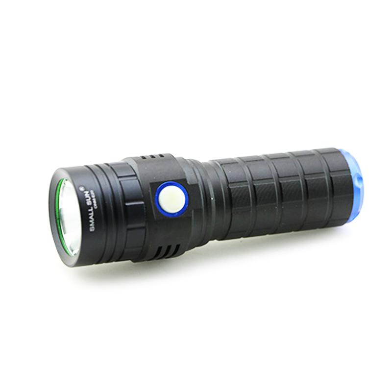 چراغ قوه پلیسی اسمال سان مدل ONM-E20