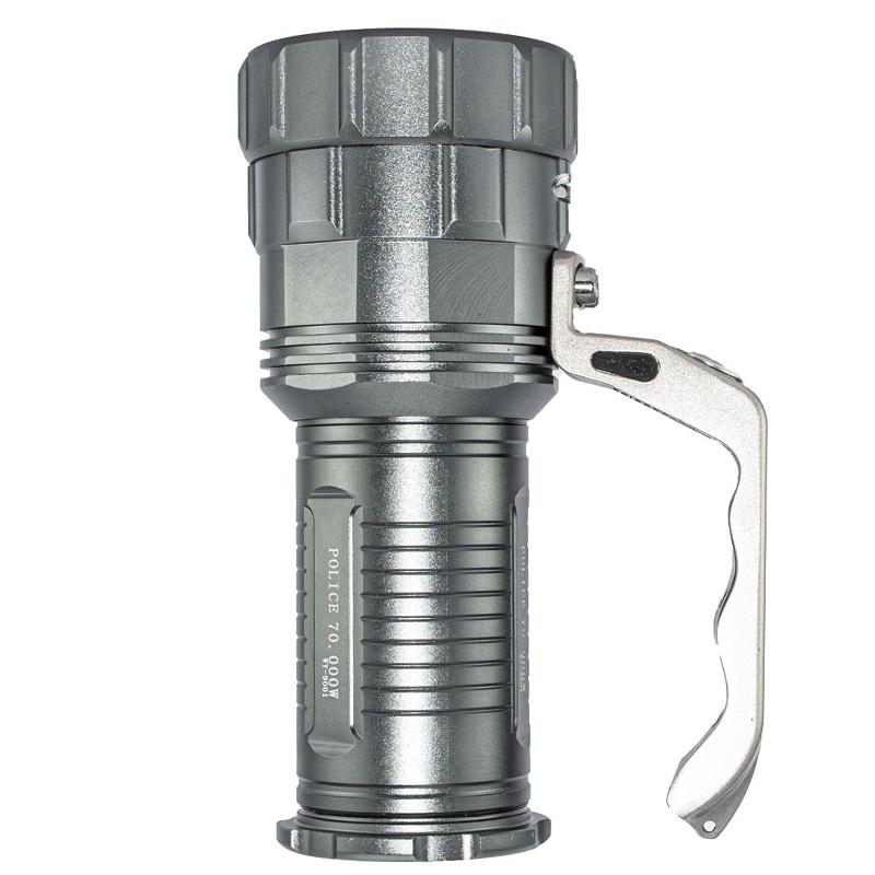 چراغ قوه پلیسی دسته دار مدل WY-9001