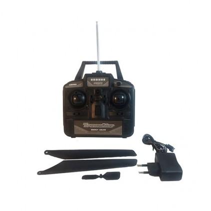 هلیکوپتر کنترلی شارژی M9