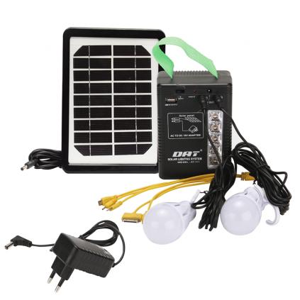 سیستم روشنایی خورشیدی چند کاره AT-111
