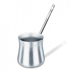 شیر جوش  قهوه جوش استیل کرکماز 139