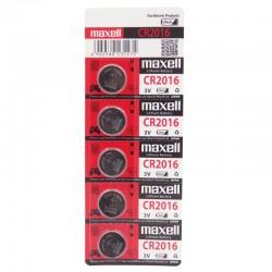 قیمت باتری سکه ای 3 ولت CR2016 مارک MAXELL