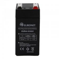 قیمت باتری 4 ولت 4 آمپر EURONET