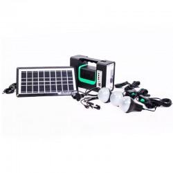 سیستم روشنایی خورشیدی GD-LIGHT 10