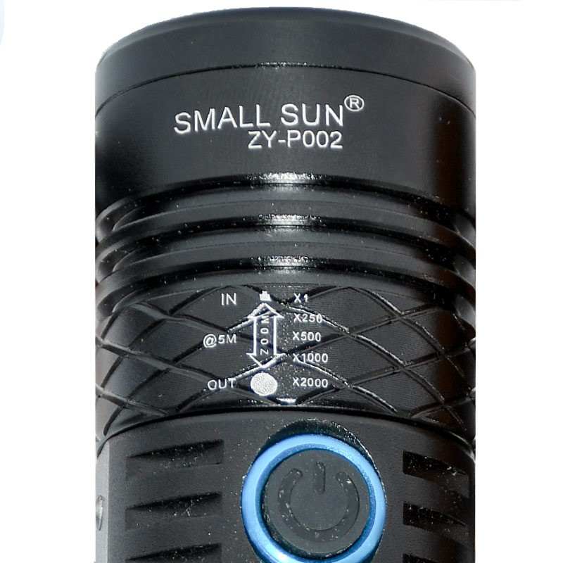 قیمت چراغ قوه اسمال سان مدل ZY-P002