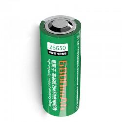 قیمت باتری لیتیومی 26650 اسمال سان 6800mah