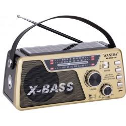 رادیو دسته دار واکسیبا مدل XB-834BT-S