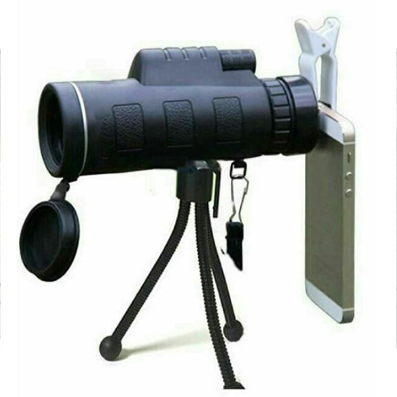 دوربین تک چشمی 42×10 پایه دار کامت