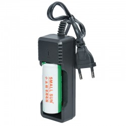 شارژر باتری لیتیوم یون تکی مدل JXC-0021