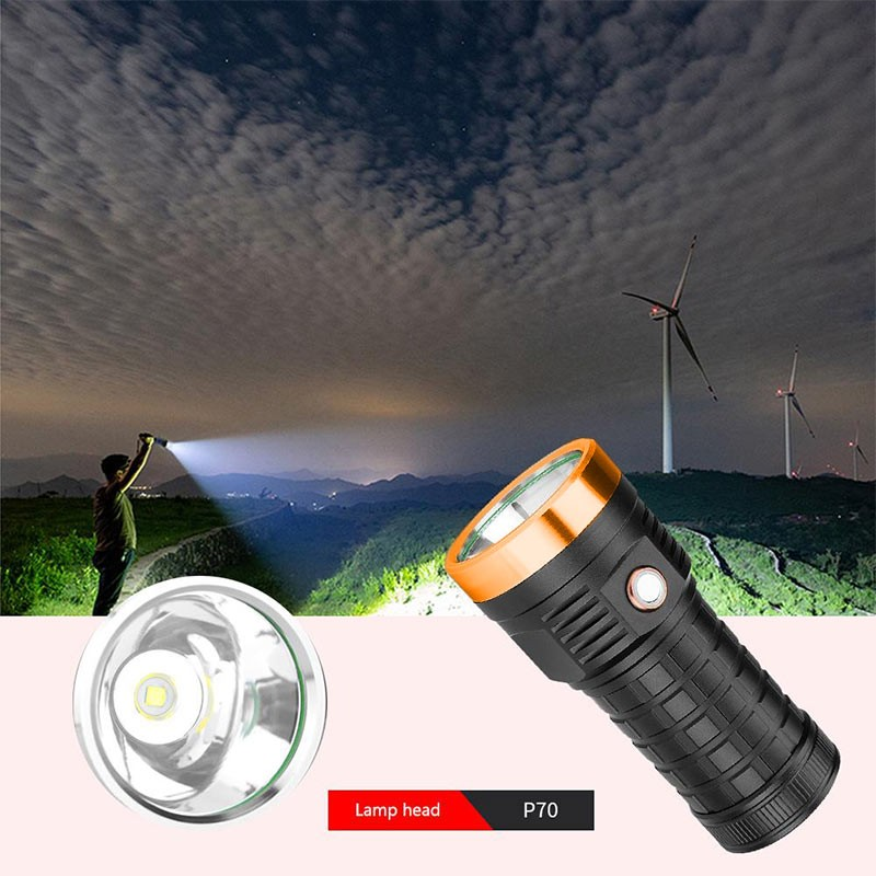 Small Sun T179 flashlight