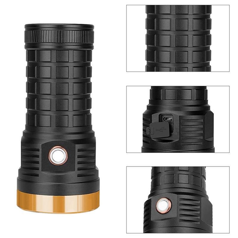مشخصات چراغ قوه پلیسی اسمال سان T179