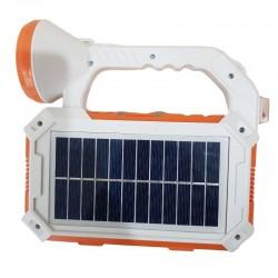 نورافکن شارژی خورشیدی JFS-101
